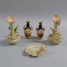 Austrian Vases Antique Search All Lots Skinner Auctioneers