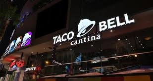 attention chalupa loving couples taco bell cantina in las vegas