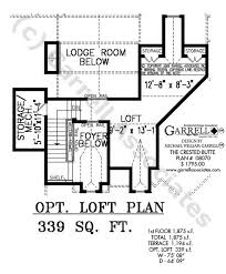 crested butte house plan house plans by garrell associates inc