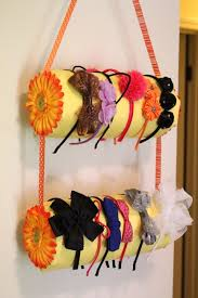 how to make a headband holder simple headband holder tutorial pmthreads