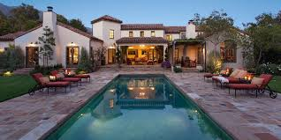 mediterranean house plans with pool collections of mediterranean ranch house plans free home