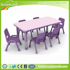 Wholesale Table And Chairs Wholesale Price Folding Plastic Children Table And Chairs For
