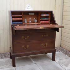 my desk has no drawers writing desk bureaus vintage writing desks ebay