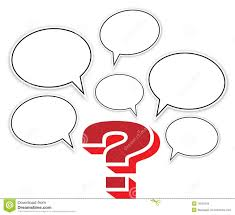 question mark bubbles royalty free stock image image 16950226