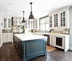 Kitchen Gray Cabinets Best 25 Rustic White Kitchens Ideas On Pinterest Rustic Chic