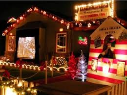 Christmas Outdoor Decoration Ideas by Outdoor Candy Cane Christmas Decorations Lighted Outdoor Candy