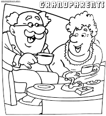 grandmother coloring pages coloring pages to download and print