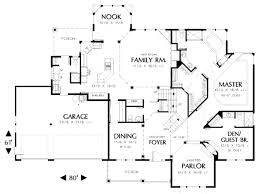 traditional style house plan 5 beds 4 50 baths 3500 sq ft plan