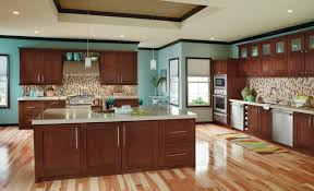 Design Your Own Kitchen Island Kitchen Design Your Own Kitchen Using Brown And Aqua Theme With