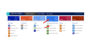 crm for m a corporate microsoft appsource