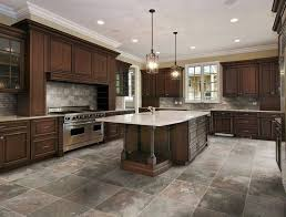 Kitchen Flooring Options by Best Kitchen Flooring Many Beautiful And Practical Options Are