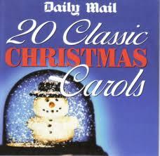 cd album various artists 20 classic carols daily