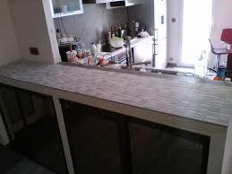 plan de travail carrelé cuisine carrelage pour plan de travail cuisine maison design bahbe com