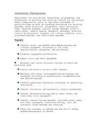 Cnc Programmer Job Description Best Hvac And Refrigeration Resume Example Livecareer Intended For