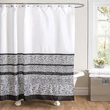cheetah shower curtains bath accessories cintinel com mainstays everett shower curtain collection walmart
