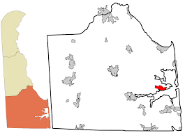 Wilmington De Zip Code Map by Long Neck Delaware Wikipedia
