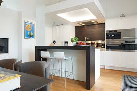 where to put handles on kitchen cabinets bar stools winsome modern white bar stool stock photo