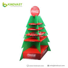 cardboard tree display stand cardboard tree