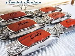 wedding gift knife custom pocket knife groomsmen wedding gift engraved by knifepro