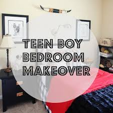 Teen Bedroom Makeover - teen bedroom reveal slightly coastal