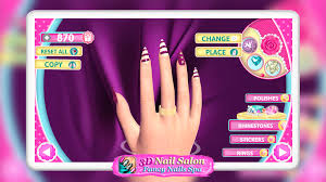 3d nail salon fancy nails spa android apps on google play