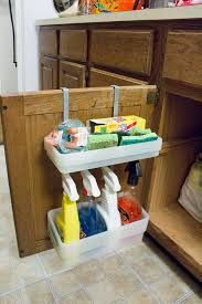 Kitchen Cabinet Storage Apartment Kitchen Small Organized Staradeal Com