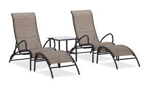 Amazoncom  Strathwood Piece Aluminum Sling Outdoor Furniture - Aluminum sling patio furniture