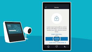 amazon echo show linking smart home camera to echo show youtube