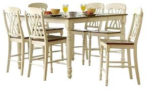 7 piece counter height dining room sets 7 piece kitchen table set for posted 18 7 piece counter height