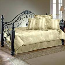 metal trundle bed frame pop up image of twin bed with pop up