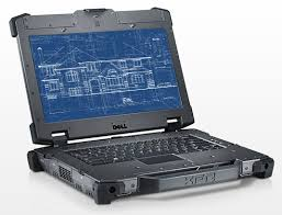 Dell Semi Rugged Dell Latitude E6420 Xfr And Atg Bring Rugged Power To Mission