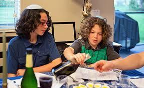 passover seder for children the four sons jlife