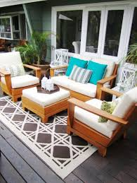 Big Lots Outdoor Rugs by 15 Smart Patio Ideas To Rejuvenate Your Exterior Freshome Com