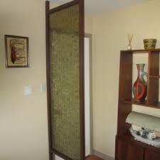 Mid Century Room Divider with Mid Century Embossed Plexiglass Panel Room Divider Static Age