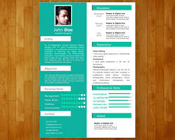 free single slide resume template for powerpoint free powerpoint