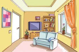 living room clip art carameloffers