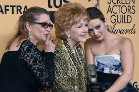 Debbie Reynolds by Billie Lourd Responds To Loss Of Carrie Fisher And Debbie Reynolds