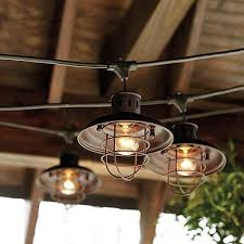 outdoor string light chandelier nautical shades for string lights outdoor décor pinterest