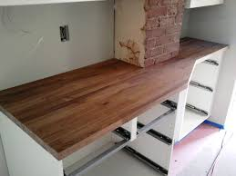 Undermount Sink In Butcher Block Countertop by Furniture Mesmerizing Butcher Block Countertops Lowes For Kitchen