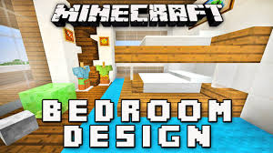 Minecraft Bedroom Ideas Minecraft Tutorial How To Make A Bedroom With Bunk Beds Modern