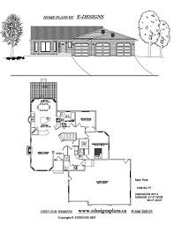 ranch style house plans by edesignsplans ca 11