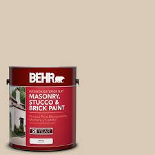 behr premium 1 gal ms 41 sandstone beige flat interior exterior
