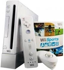 nintendo wii sports white console ntsc ebay