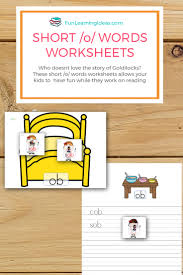 at u0027 word family worksheets