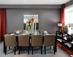 Modern Elegant Dining Room Contemporary Modern Retro Elegant - Retro dining room