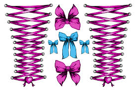 corset bow tattoo designs pictures to pin on pinterest tattooskid