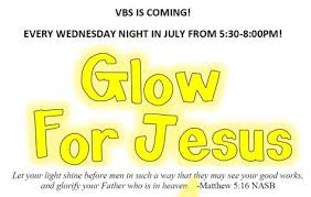 let your light shine vacation bible vbs sulphur well church of christ