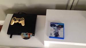 ps3 gaming console what happens when you put a ps4 in a ps3