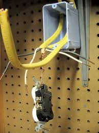 how to wire double electrical outlets hunker