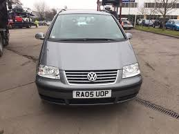 volkswagen sharan 2005 manual petrol in speedwell bristol gumtree